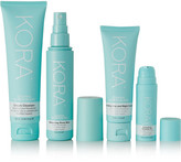 KORA Organics by Miranda Kerr 3 Step System Normal/ Dry + Luxurious Rosehip Oil - one size