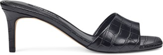 Nine West Marina Heeled Slide Sandals