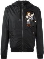 Dolce & Gabbana cowboy family patch jacket