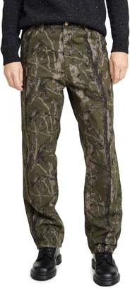 Carhartt Wip WIP Double Knee Canvas Work Pants