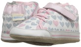 Robeez Cali High Top Mini Shoez Girls Shoes