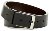 Original Penguin Day & Night Reversible Leather Belt