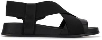Camper Atonik crossover strap sandals
