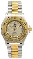 Tag Heuer 3000 934.213 Stainless Steel & Plated Metal 34.5mm Mens Watch