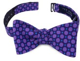 Ted Baker Men's Floral Silk Bow Tie
