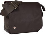 Token Rockefeller Waxed Shoulder Bag