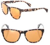 Paul Smith Hoban 55MM Square Sunglasses