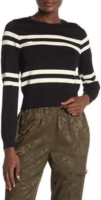 Rachel Roy Cecily Stripe Pullover