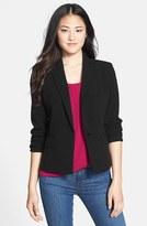 Anne Klein Petite Women's One-Button Blazer