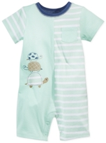 First Impressions Turtle Romper, Baby Boys (0-24 months)