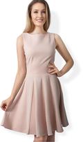 Pastel Pink Dress - ShopStyle UK