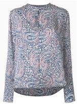 Christian Wijnants printed shirt - women - Silk - 38
