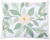 Loretta Caponi Camellia Flower Pillow