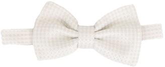 Dolce & Gabbana Jacquard Bow Tie