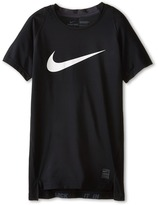 Nike Cool HBR Compression S/S Youth (Little Kids/Big Kids)