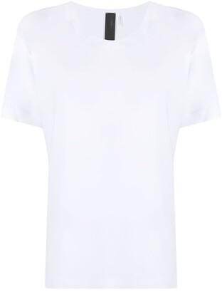 Norma Kamali crew-neck short sleeve T-shirt