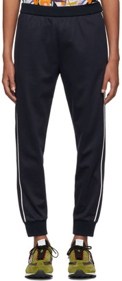 Prada Navy Piuma Stripe Lounge Pants