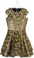 David Charles Kids floral dress