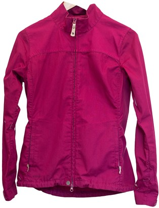 Fjallraven Pink Jacket for Women