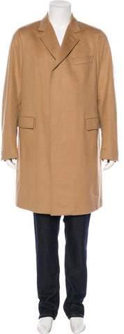 Gucci Wool Overcoat w/ Tags