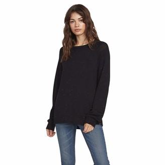 Volcom Women's Over N Over Sweater Pullover
