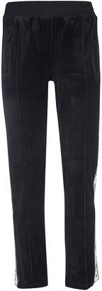 Chiara Ferragni Side-zipped Detail Trousers