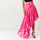 Coast Anvil Pink Jacquard Skirt