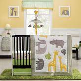 Carter's Zoo Animals Crib Bedding Collection