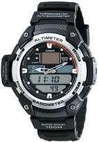 Casio Men's SGW400H-1B Sport Multi-Function Grey-Dial Watch
