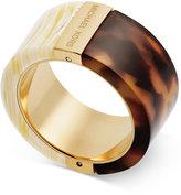 Michael Kors Rose Color Blocked Rings