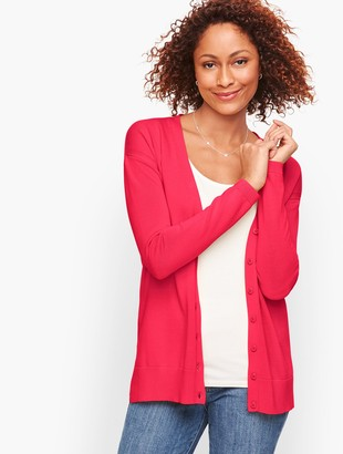 Talbots Modern Girlfriend Cardigan