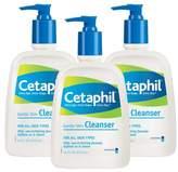 Cetaphil Skin Cleanser Set - 3 Pack