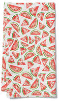 Maison Du Linge Watermelon Tea Towel - Red