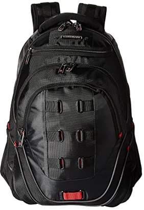Samsonite Tectonic 2 Perfect Fit 17 Laptop Backpack (Black/Red) Backpack Bags