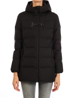 Fay Down Jacket Black