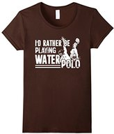 Men's Water Polo Shirt - Playing Water Polo Tshirt 2XL