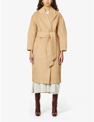 Camilla And Marc Preston belted woven coat