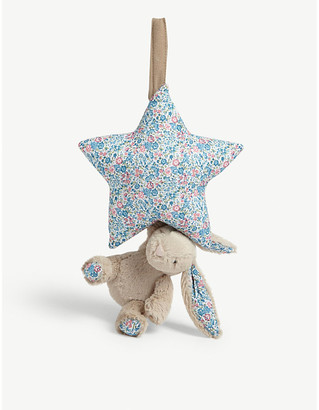 Jellycat Blossom Bunny musical pull