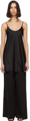 La Perla Black Silk Mini Dress