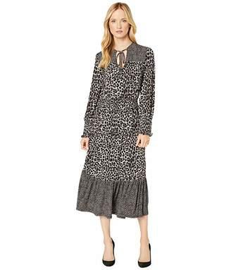 MICHAEL Michael Kors 2 Print Ellipse Dress