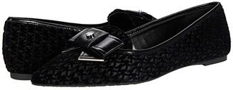 MICHAEL Michael Kors Belle Flex Flat (Black) Women's Shoes