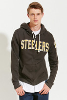 Forever 21 FOREVER 21+ Junk Food NFL Pittsburgh Steelers Hoodie