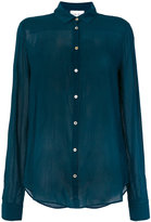 Forte Forte ruched effect shirt