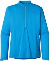 Patagonia Men's Long-Sleeved Fore Runner Zip-Neck