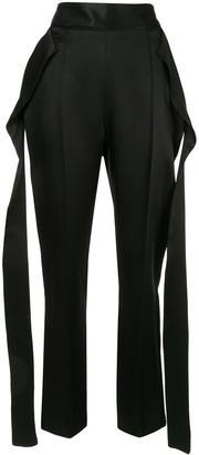 Maticevski Stride pencil trousers