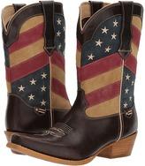 Durango Gambler 12 Flag Cowboy Boots