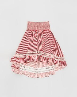 Scotch R'Belle Longer Length Wrap Skirt - Teens