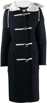 Jil Sander Hooded Duffle Coat