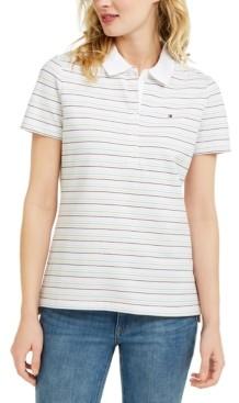 Tommy Hilfiger Striped Polo Shirt