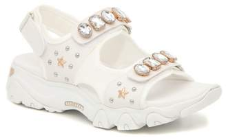 Skechers Cali D'Lites 2.0 Charm Box Sandal